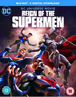 Amazon.com: Reign of the Supermen [Blu-ray]: Various: Movies ...