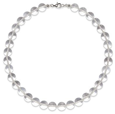 12 Silber Ketten Halsketten Gliederkette Karabinerverschluss 47cm