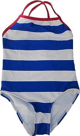 Girls Swimsuit Size 5 Red White Blue Brand New Swimwear