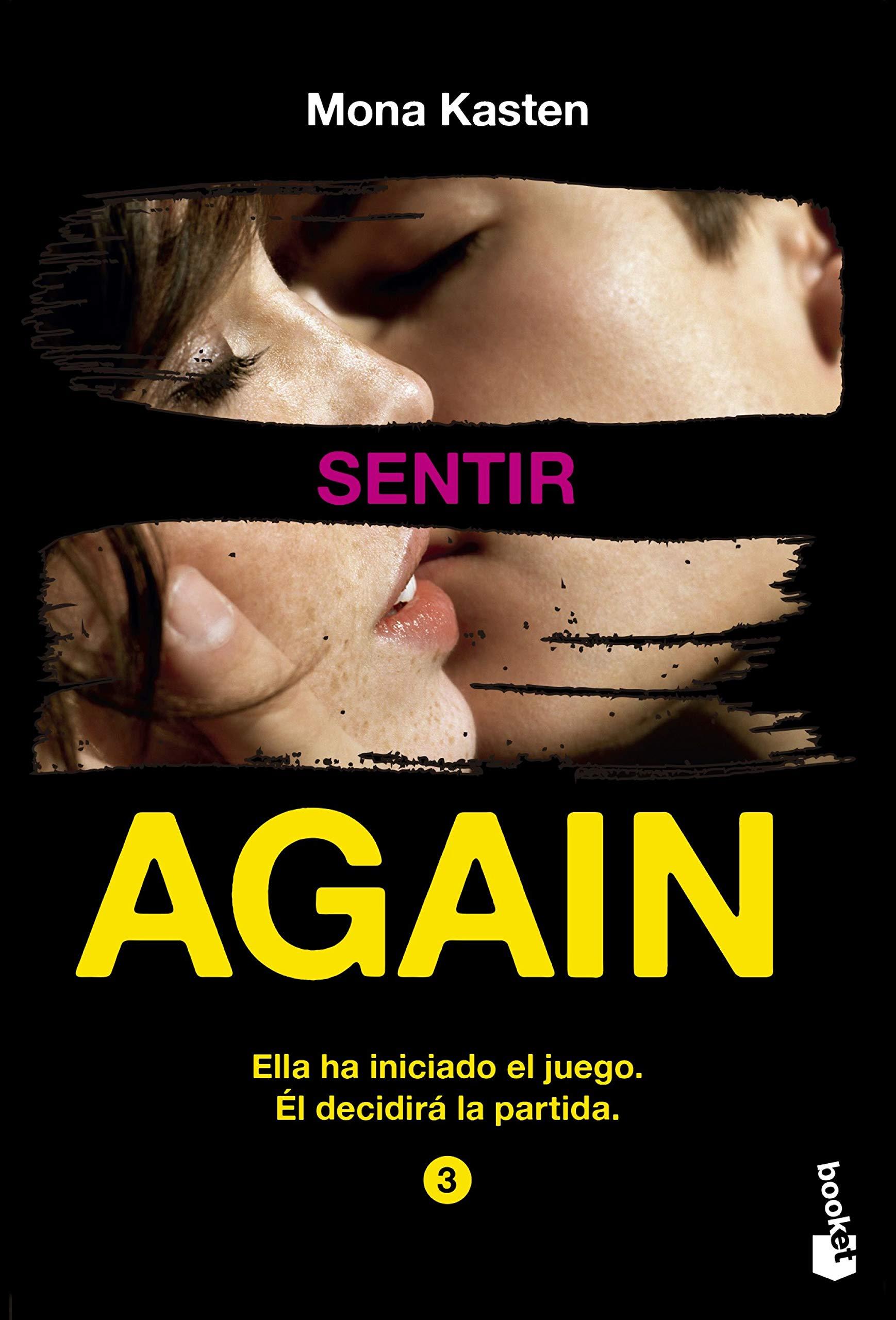 Again. Sentir (Bestseller): Amazon.es: Kasten, Mona, Vitó i ...