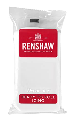 Renshaw Ready to Roll Icing - 500g White