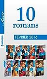10 romans Azur (nº3675 à 3684 - Février 2016)