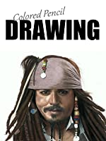 Time Lapse Drawing of Captain Jack Sparrow