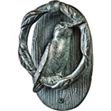 Amazon Com Cast Iron Hummingbird Door Knocker Bronze