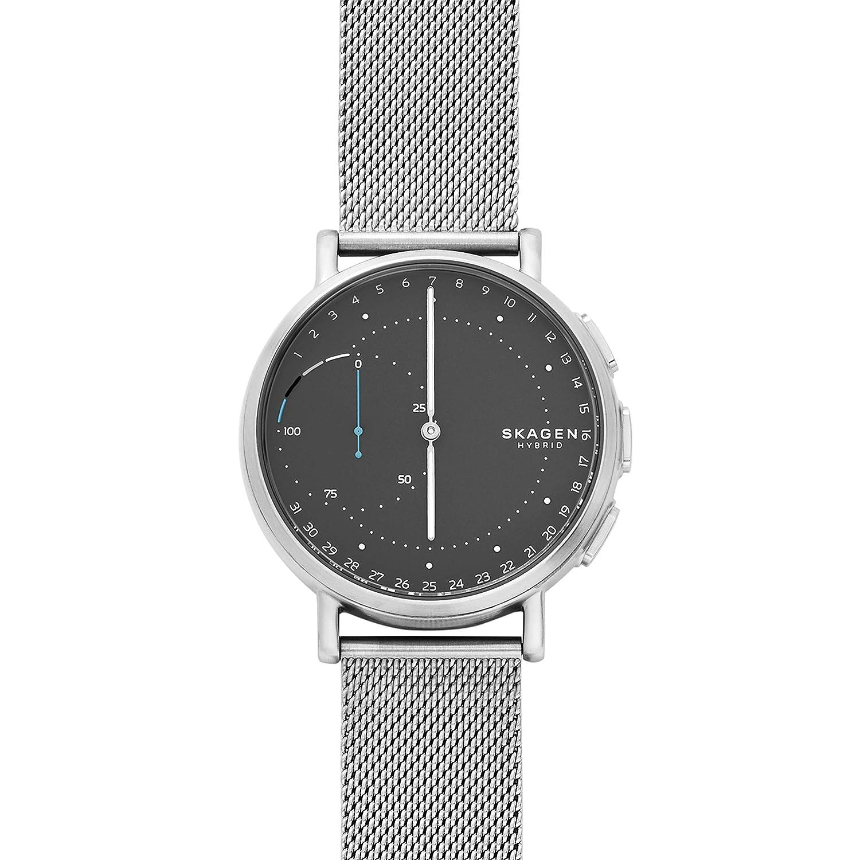 Skagen Connected Signature Hybrid Smartwatch SKT1113: Amazon ...
