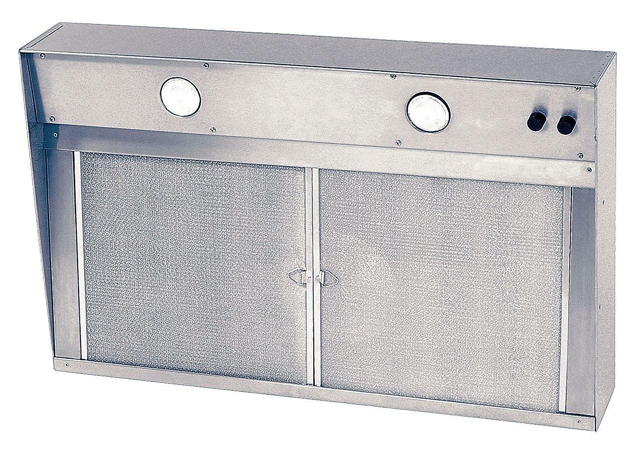 Fantech SHL 42, Wide Hood Liner, All Stainless Steel, 42''