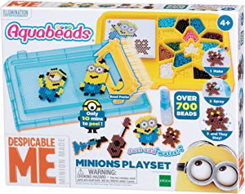 Aquabeads Minions Juguete: Amazon.es: Juguetes y juegos