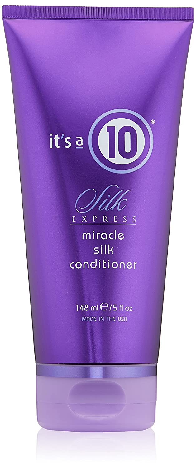 It's a 10 Haircare Silk Express Miracle Silk Conditioner, 5 fl. oz.