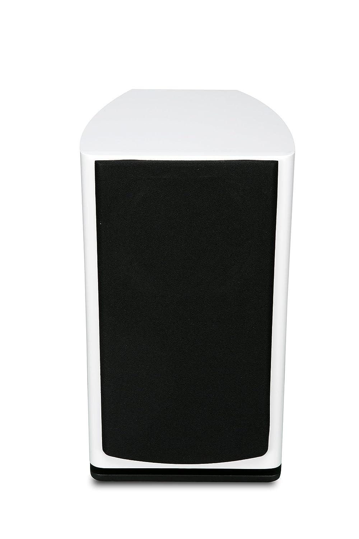 Wharfedale d11.1wh par de Altavoces pasivos de estanter/ía Blanco