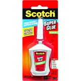 Scotch Super Glue Gel in Precision Applicator, .14 Ounces (AD125)