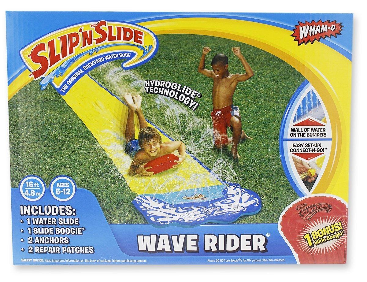Slip 'N Slide, Wasserrutsche, Wasserbahn von Wham-O Slip ' N Slide Wave Rider with Boogie