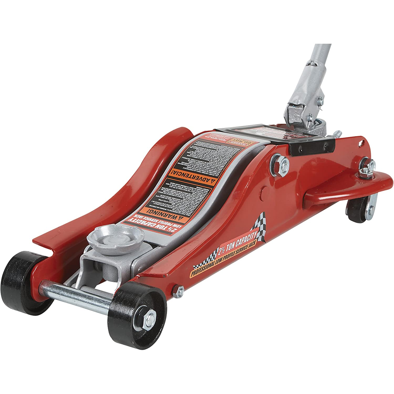 Amazon.com: Torin 2 1/2 Ton Low Profile Trolley Jack, Model#T825010C:  Industrial U0026 Scientific