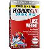 Weight Loss Drink Mix | Hydroxycut Lose Weight Drink Mix | Weight Loss for Women & Men | Weight Loss Supplement | Energy…