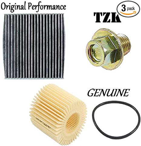 Tune Up Kit w//Air Oil Filters Wire Plugs FIT Toyota 4Runner V6; 3.4L 1997-2001