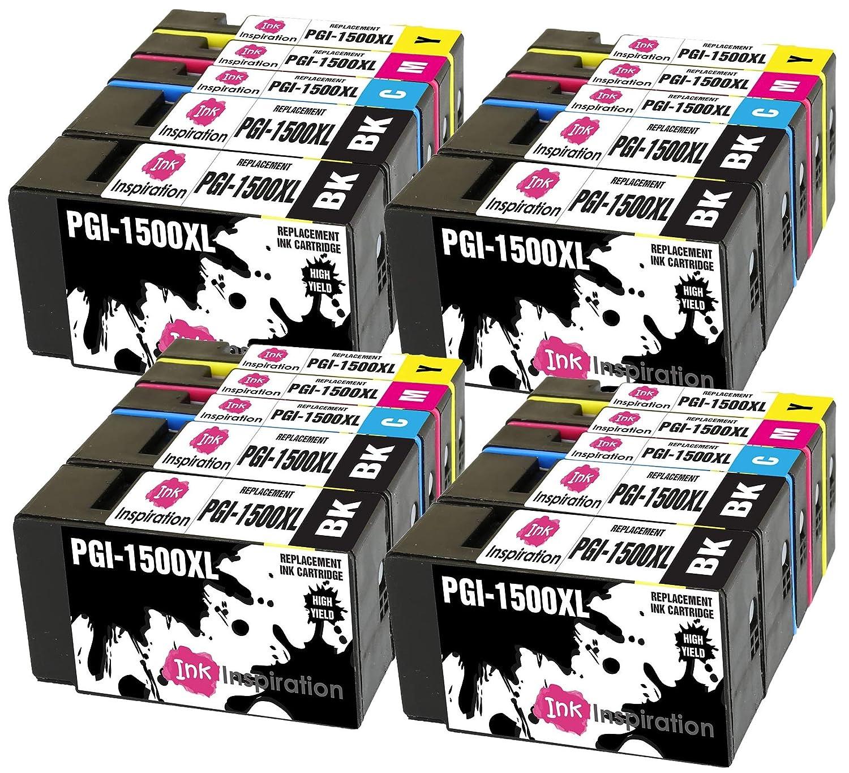 INK INSPIRATION® Reemplazo para Canon PGI-1500 PGI-1500XL ...