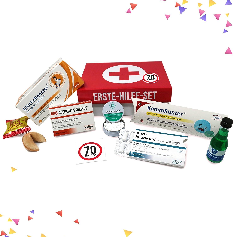 60 Geburtstag Erste Hilfe Set Geschenk Box Witziger Sanikasten