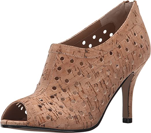 Womens Shoes Vaneli Pandora Natural Ecco Cork