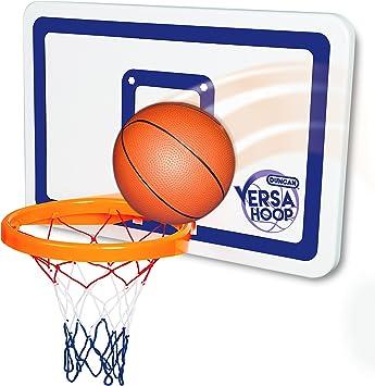 Amazon.com: versahoop XL Mini canasta de baloncesto juego de ...
