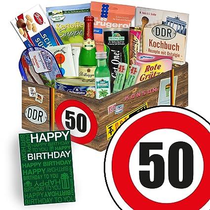 Spezialitaten Geschenk Ddr Box L Geburtstag 50 Geschenk Idee