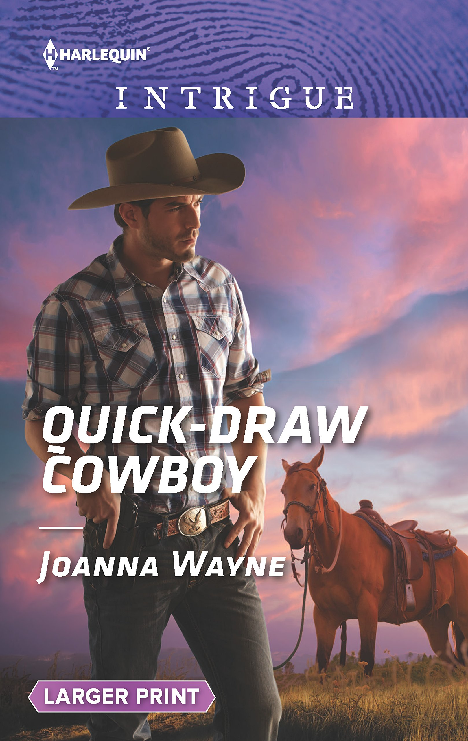 Download Quick-Draw Cowboy (The Kavanaughs) PDF