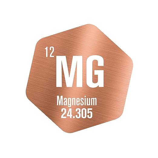 nu3 Magnesio PREMIUM | 120 cápsulas | 378mg de magnesium | Complemento de citrato de magnesio con chrolella | Suplemento vegano | Ayuda a la regeneración ...