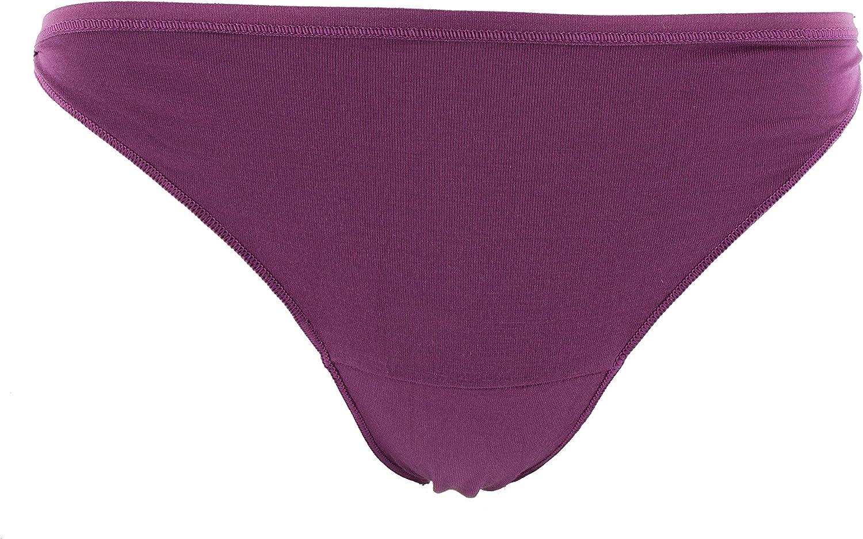 KicKee Womenswear Solid Bikini Brief