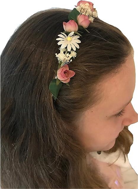 Mädchen Haarreif mit Schleifebb Klostermann 10812Kinder Haarschmuck