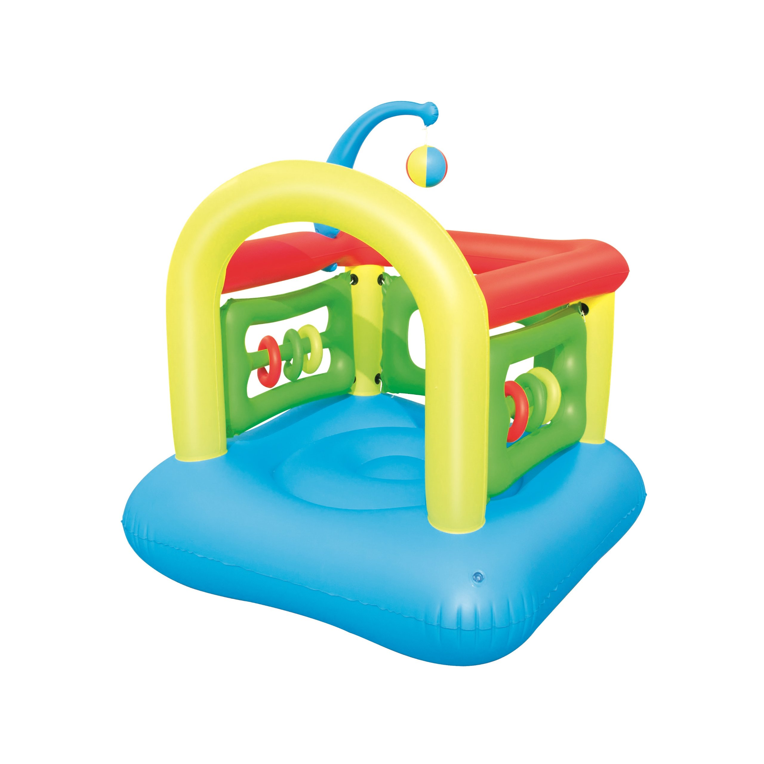 UP IN & OVER Inflatable Kiddie Play Center