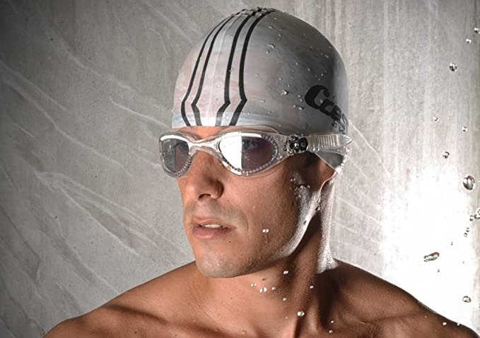 Cressi FLASH, Adult Swim Goggles - made in Italy - DE202340, Talla única, Lady Clear/Pink: Amazon.es: Deportes y aire libre