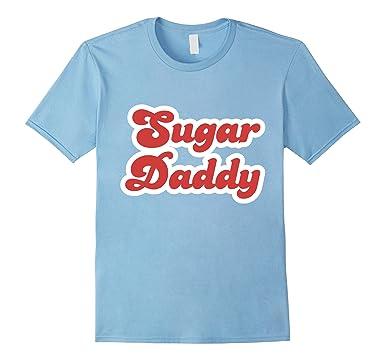 Amazon Com Candy Retro Sugar Daddy T Shirt Clothing
