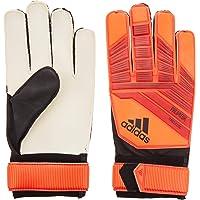 b3ccf90b adidas Adult Predator Training Goalkeeper Gloves,Active Red/Black/Solar Red ,11