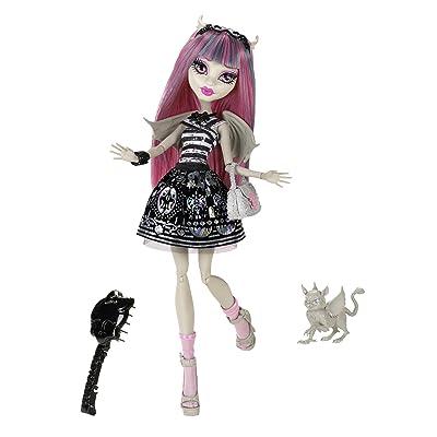 Monster High Rochelle Goyle Doll: Toys & Games