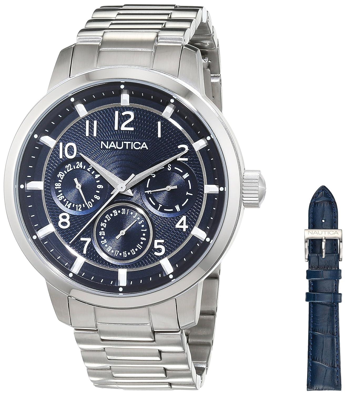 Nautica Herren-Armbanduhr NAD18533G