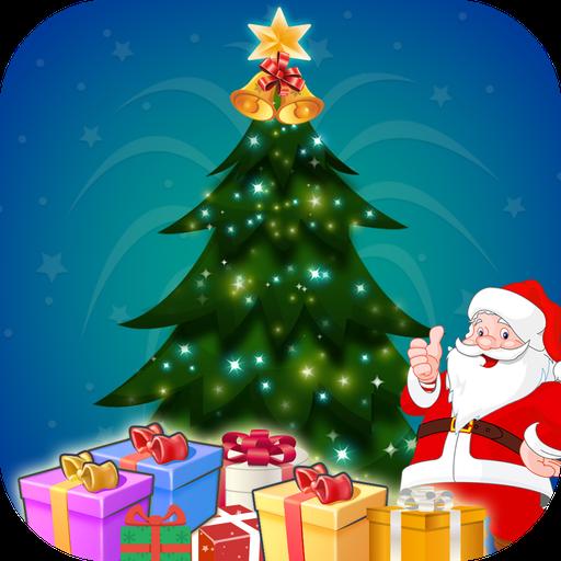 Cristmas Tree Maker For Kids (Cristmas Balls)