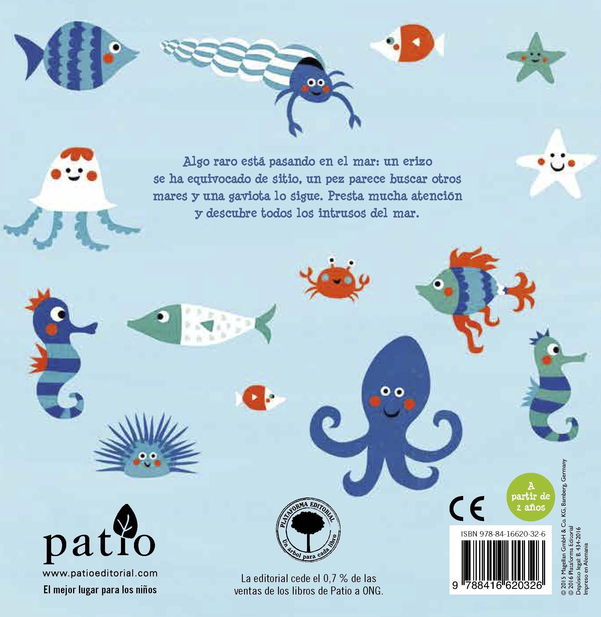Mar Misterioso: Amazon.es: Holtfreter, Nastja, Font, Luis: Libros