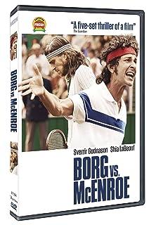 Book Cover: Borg vs. McEnroe