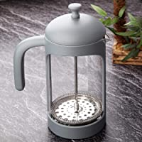 French Press 1000ml - Mat Grı