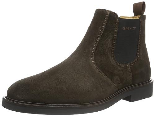 78c1373bda GANT Spencer, Men's Ankle Boots, Brown - Braun (Dark brown G46), 8 ...