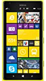 Nokia Lumia 1520 16GB Unlocked GSM 4G LTE Windows 8 Smartphone w/ Carl Zeiss Optics 20MP Camera - Yellow (No Warranty)