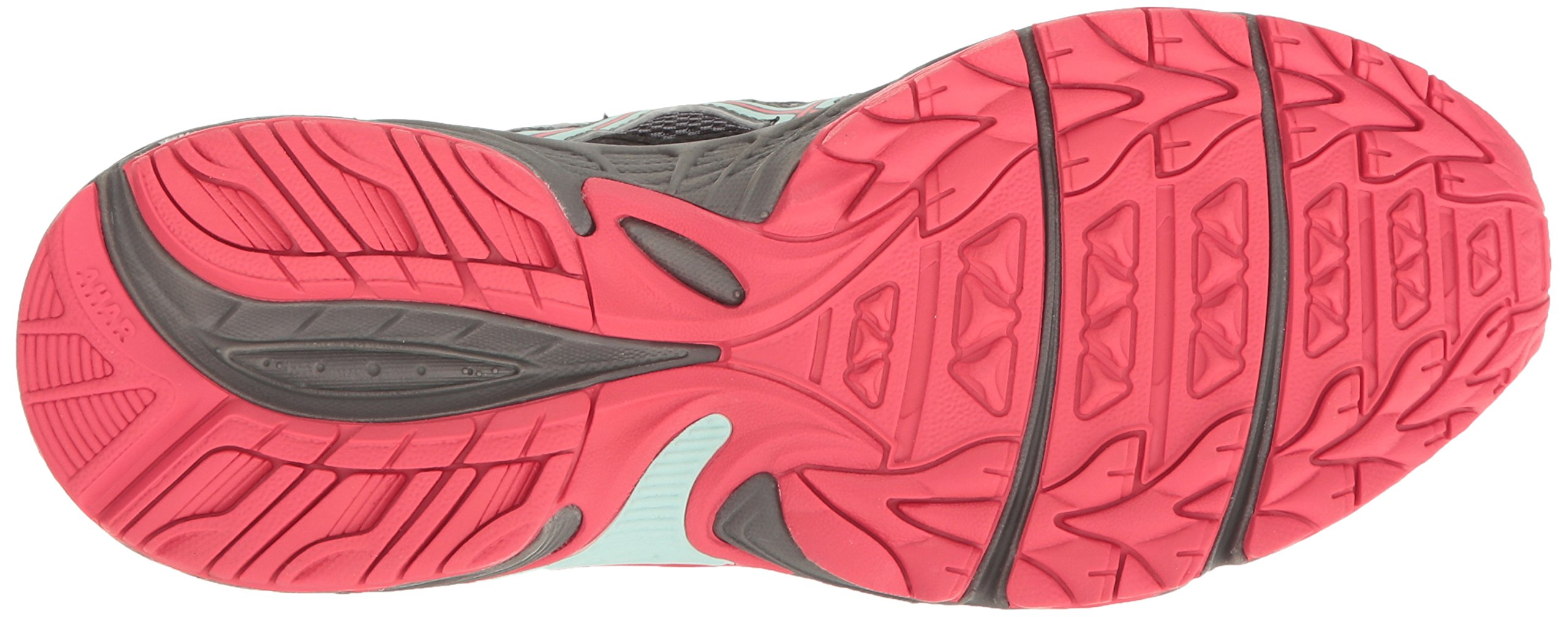 ASICS Women's Gel-Venture 5 Trail Runner, Carbon/Diva Pink/Bay, 9 M US by ASICS (Image #3)