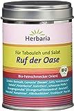 Herbaria Ruf der Oase Mischung für Salate und Tabouleh, 1er Pack (1 x 110 g Dose) - Bio