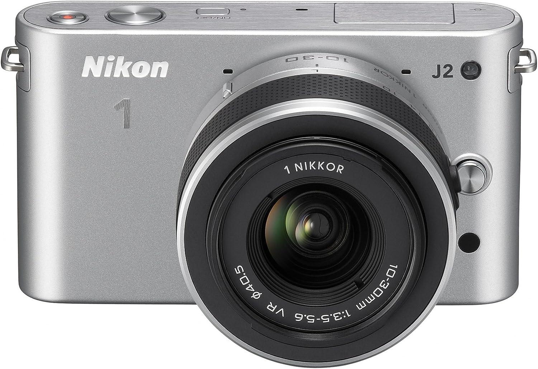 Nikon 1 J2 - Cámara Evil de 10.1 MP (Pantalla de 3