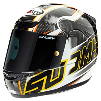 Suomy Apex Pike gris casco