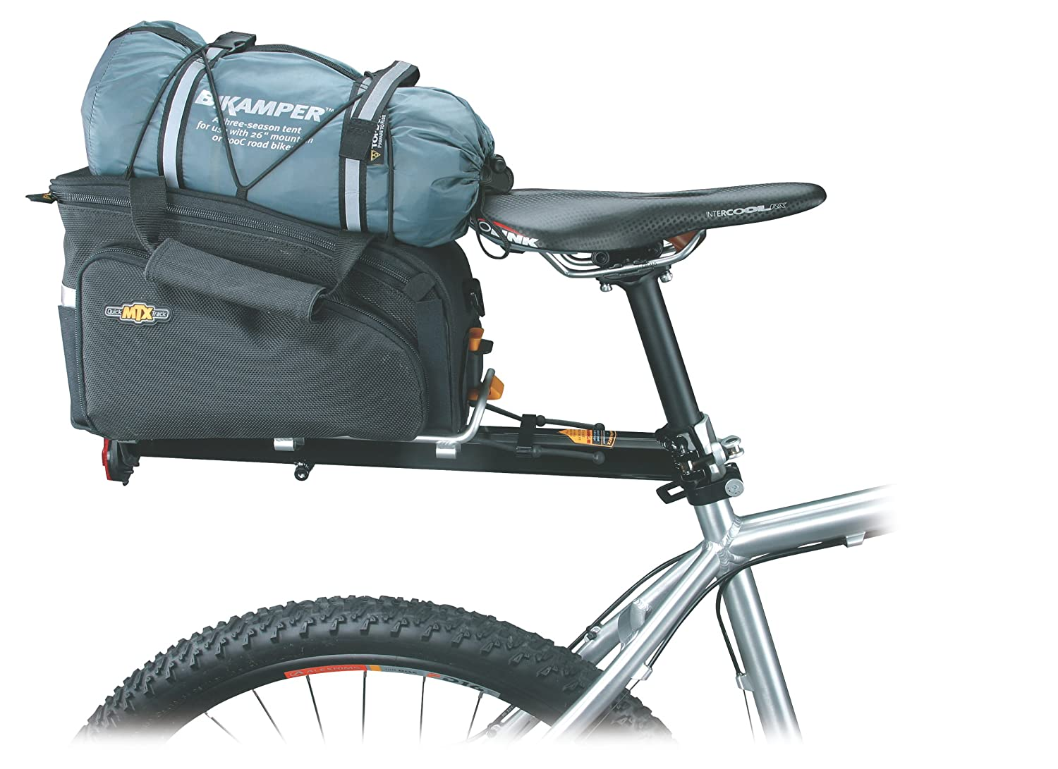 Topeak Bikamper One Person Bicycling Tent