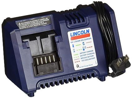 Lincoln (1850 18 V de Iones de Litio Cargador de batería para ...