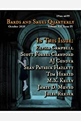 Bards and Sages Quarterly (October 2020) Kindle Edition