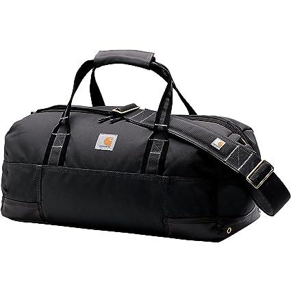 1b18ca4c74 Amazon.com: Carhartt Legacy Gear Bag 20 inch, Black: Sports & Outdoors