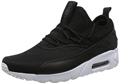 huge discount 5b11a f0808 Nike Air Max 90 EZ, Chaussures de Running Homme, Noir Black-White 001