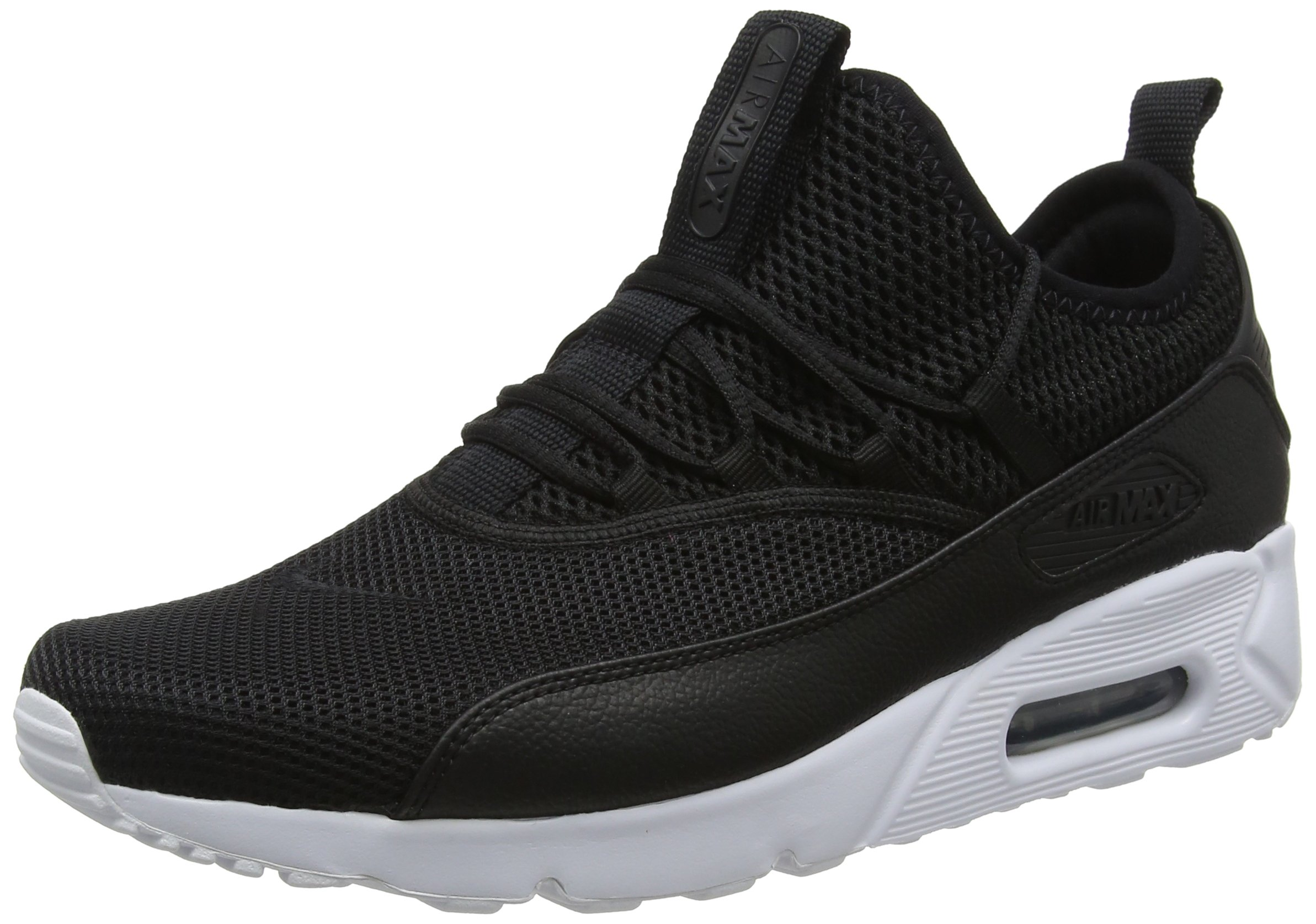 bccea43a17254 Galleon - Nike Mens Air Max 90 EZ Running Shoes Black White AO1745-001 Size  10.5