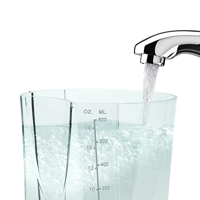 Waterpik WF-05EU - Irrigador bucal blanqueador Whitening Professional: Amazon.es: Salud y cuidado personal